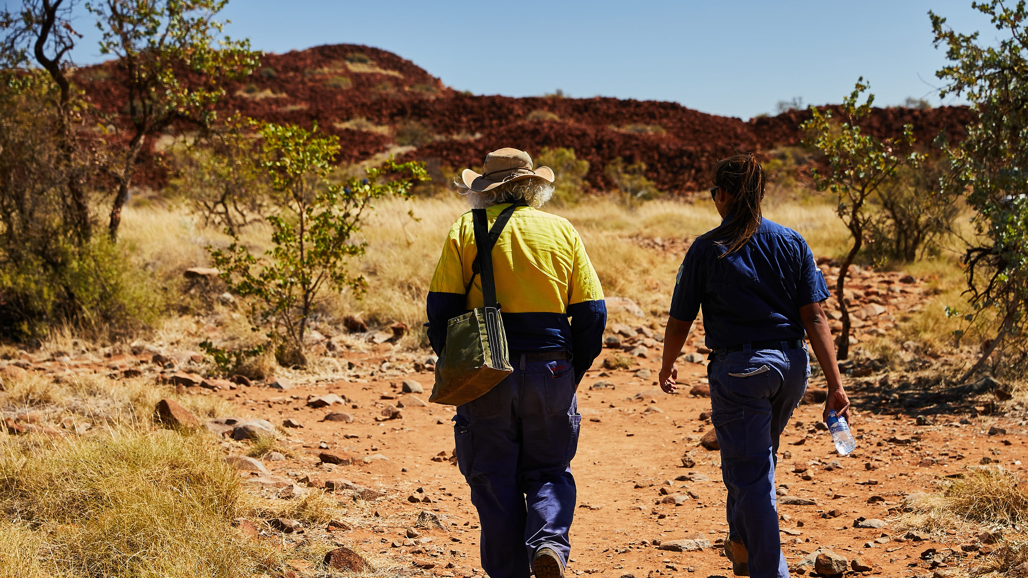 Cultural heritage in the Pilbara
