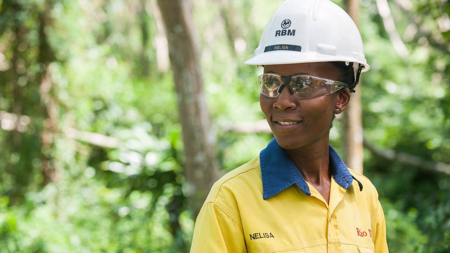 Nelisa Dladla, Richards Bay Minerals